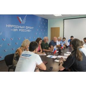 ќЌ' в ¬олгоградской области настаивает на системном решении проблем озеленени¤ областного центра