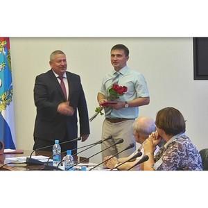 ТРК «Губерния» получила две медали «Патриот России»