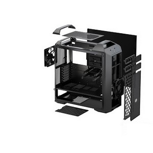 Cooler Master MasterCase: ������ ��������� ������ ������� Mid Tower � ���������� ������ ������������