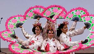 Фестиваль «Все краски и культура Кореи»