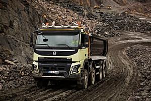 Первая экономичная система автоматического подключения переднего моста грузовиков Volvo Trucks