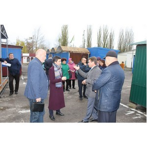 Активисты ОНФ встали на защиту прав предпринимателей в поселке Анна