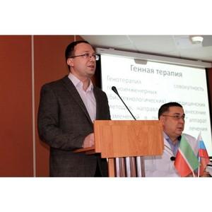 КФУ планирует вывести разработанные методики генной и клеточной терапии на всероссийский уровень
