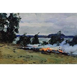 В Еврейском музее при поддержке БФ «Сафмар» Михаила Гуцериева открывается выставка работ И. Левитана