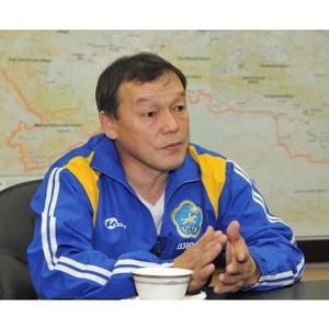 Сопредседатель регионального штаба ОНФ в Туве вошел в список доверенных лиц Владимира Путина