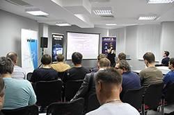 В Новосибирске с успехом завершилась десятая конференция Auvix