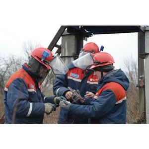 В производственных подразделениях Тамбовэнерго прошел первый в 2018 году день охраны труда