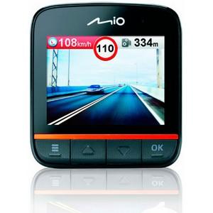 Mio Technology представляет видеорегистратор MiVue 388 со встроенным GPS-модулем