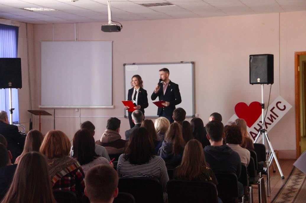 В Дзержинском филиале РАНХиГС прошел День открытых дверей