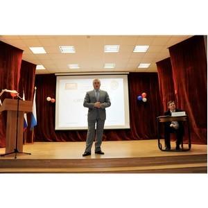 Ректор УРГЭУ Я.П. Силин принял участие в слете наставников АО «НПК «Уралвагонзавод»