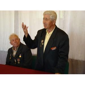 Предприятия компании «Квадра» поздравили участников войны и тружеников тыла с  Днем Победы