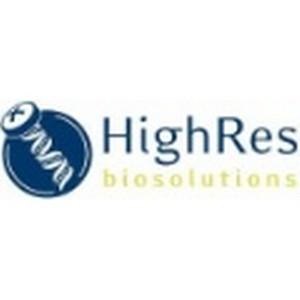 HighRes Biosolutions объ¤вила о заключении партнерства с Axel Johnson