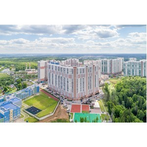 «Эталон-Инвест» на 5 месяцев раньше завершила строительство 3-го корпуса  ЖК «Эталон-Сити»