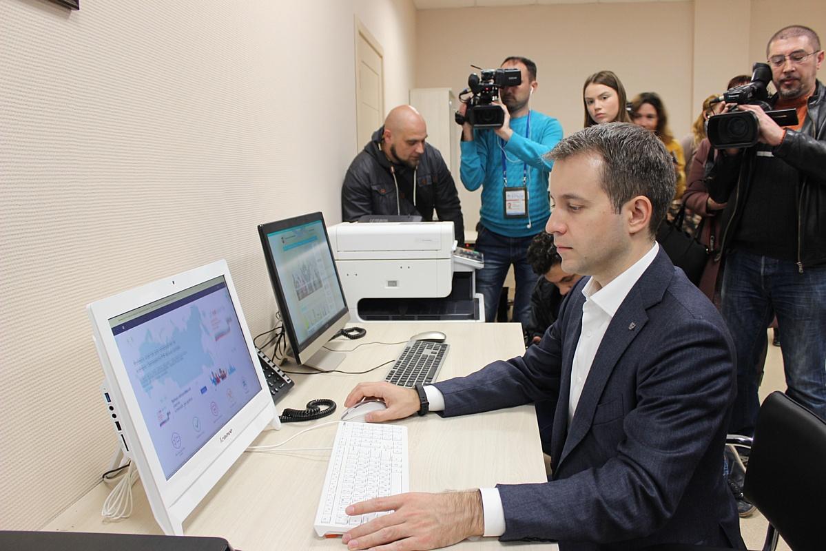 ИОГВ подключились к крупнейшему ЦОД Республики Крым