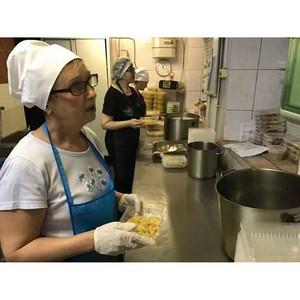 Фоторепортаж с кухни по доставке еды Сплэт