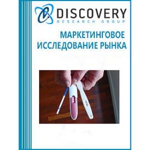 Анализ рынка тестов на беременность в России