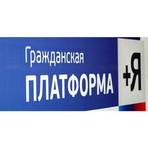 «Гражданская Платформа» определилась с датой предвыборного Съезда