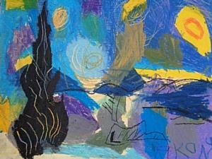 «Коля и Ко» — особенная выставка особенного художника