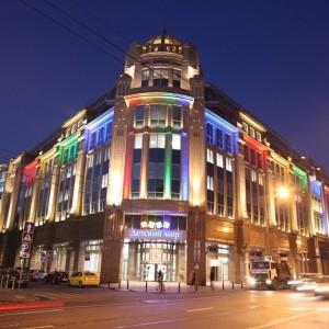 БФ «Детский мир» передал 6 тонн одежды и обуви детям Владимирской области