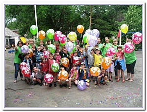 Православная молодежь Ростова – поправляющимся детишкам!