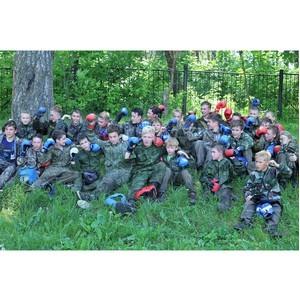 Воспитанники военно-спортивного клуба «Пантера» на тренировочных сборах в Нижнем Новгороде