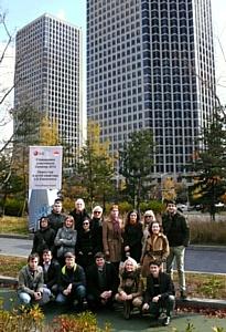 Участники форума «Селигер-2012» посетили штаб-квартиру LG  в Корее