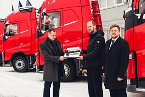Компания «Монополия» приобрела 60 седельных тягачей Volvo FH