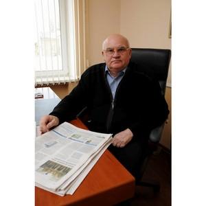 """Александр Лапин: """"Падение газетных тиражей грозит социальным взрывом""""."""