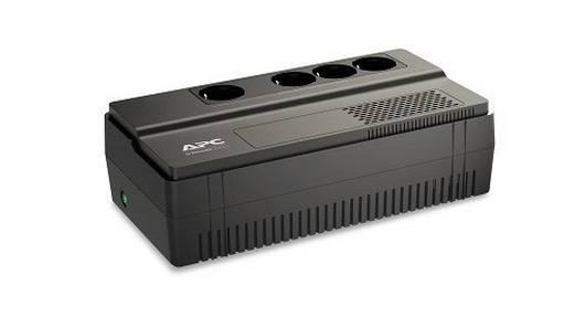 С новыми ИБП APC Easy UPS серии BV легендарная надежность защиты APC стала еще доступнее