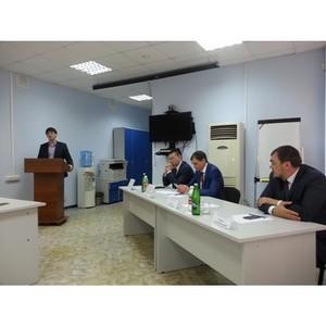 В Ставропольском филиале проведено рабочее совещание с представителями профессионального окружения