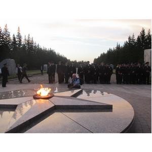 В День памяти и скорби активисты ОНФ в Омской области провели акцию «Поверка павших»