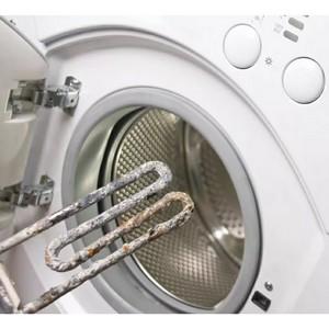 Борьба с накипью на ТЭНе у стиральных машин