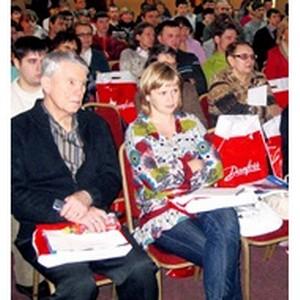 Danfoss собрал 0,01% населения Перми