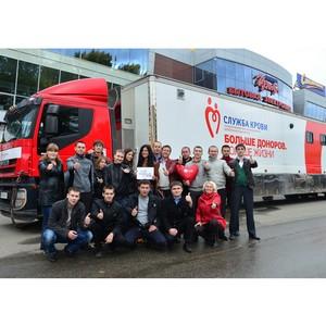 LG и сеть магазинов Корпорации «Центр» расширяют корпоративное донорское движение в Ижевске