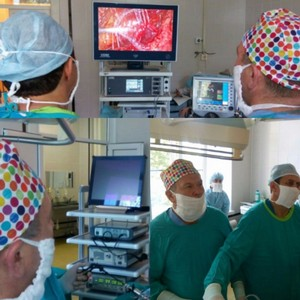 В КФУ впервые в Татарстане освоена и внедрена инновационная методика лечения мочекаменной болезни