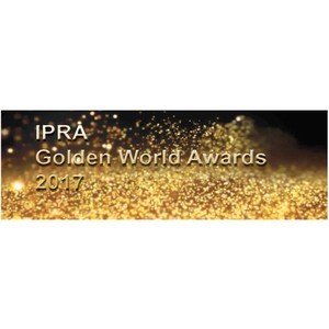 PR News - финалист премии IPRA Golden World Awards 2017