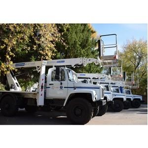 В автопарке филиала «Владимирэнерго» новая спецтехника