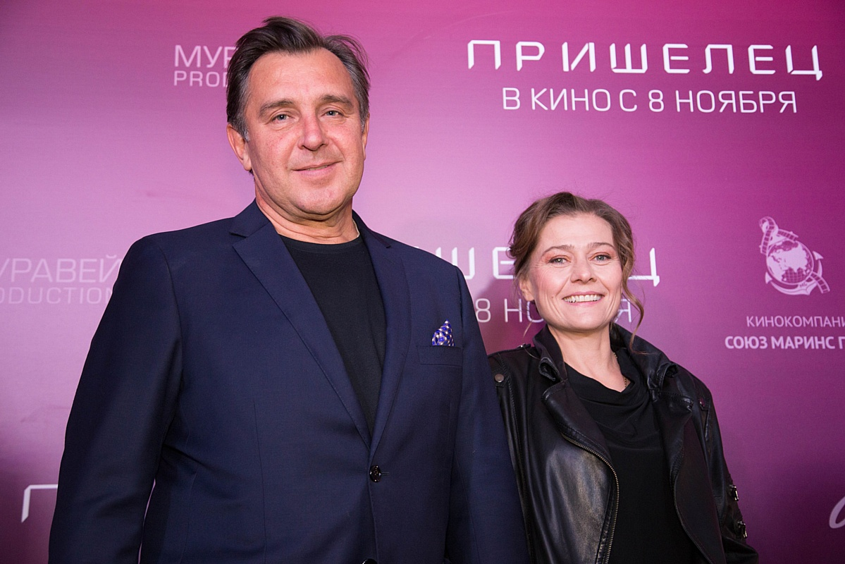 В Москве прошла премьера фильма «Пришелец»