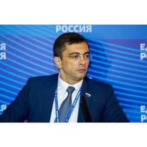 В.Гутенев: «Предложения представителей промышленности войдут в программу «Единой России»