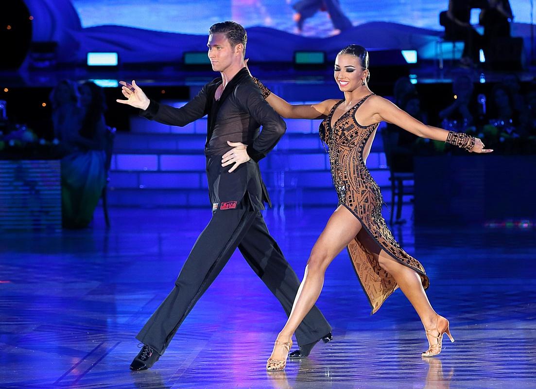Кубок мира 2018 по латиноамериканским танцам в Кремле