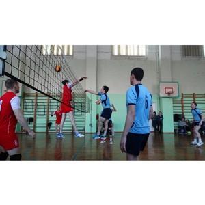 Удмуртэнерго провело открытый волейбольный турнир для энергетических предприятий республики