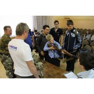 Волгоградские активисты ОНФ провели занятия в школах в рамках акции «Урок Победы – Бессмертный полк»