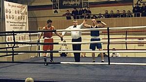 Студент Дзержинского филиала РАНХиГС победил в Чемпионате города по боксу