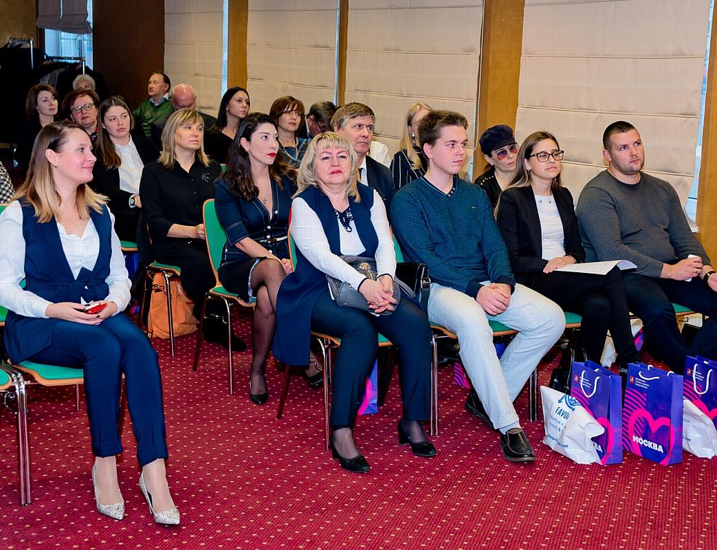Презентация туристского потенциала Москвы вызвала большой интерес со стороны профессионалов