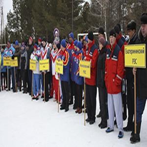 Спортивный праздник для Омского Севера