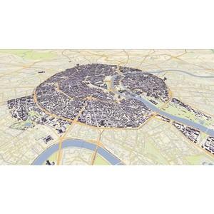 Esri CIS: комплексное решение для трехмерного моделирования городов