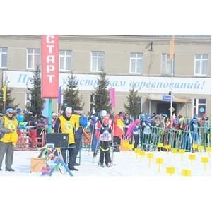 «Омские кабельные сети» поддержали Кубок мэра по лыжным гонкам