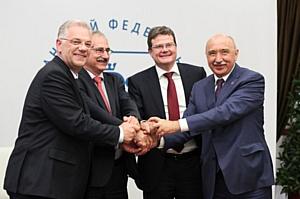 КФУ подписал трехсторонний меморандум о сотрудничестве с производителем высокоточного оборудования