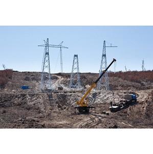 Продолжается строительство ЛЭП 500 кВ между Зейской ГЭС и Амурской