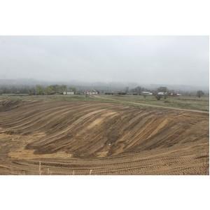 Активисты ОНФ: незаконная добыча песка в селе Журавка продолжается